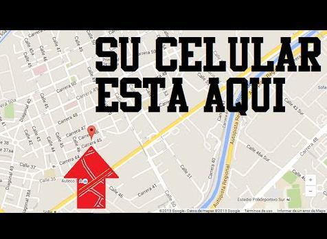 Como Rastrear Un Celular Con Android Por Gps brunoespiao.com.br
